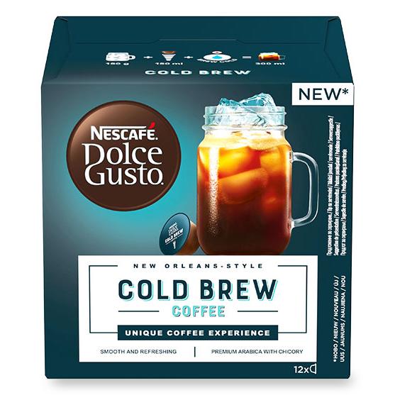 NESCAFÉ Dolce Gusto Cold Brew